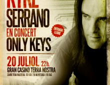 Kyke Serrano. Only Keys